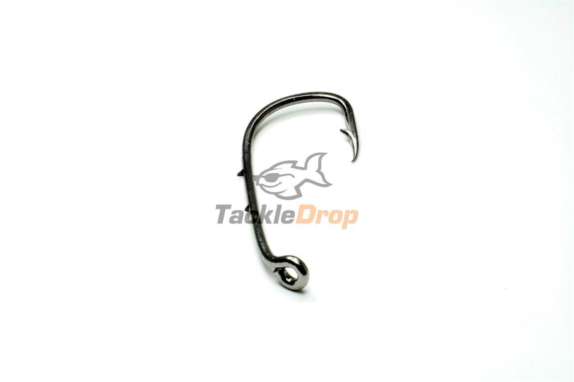 100xMulti Size Chemically Sharpened Bait holder RED Fishing Hooks Fishing Tackle